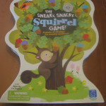 Preschool/Pre-K Game Giveaway: Sneaky, Snacky Squirrel Game – Over
