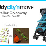 Kiddy City' NMove Stroller Giveaway – Over