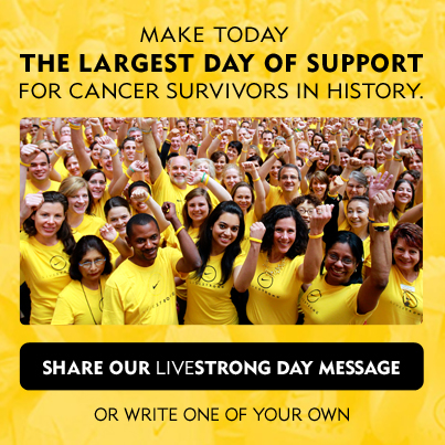 LIVESTRONG Day