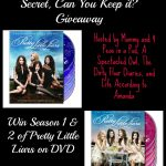 Pretty Little Liars DVD Giveaway – Over