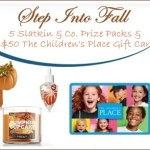 Step Into Fall Giveaway – Over