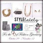 For The Love of Fashion Giveaway – Over