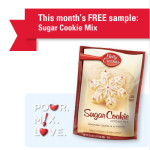 Free Sugar Cookie Mix for Betty Crocker Members