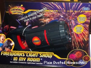 Fireworks In Your Room Giveaway – Over
