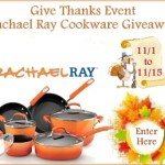 Rachael Ray Cookware Set Giveaway – Over