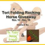 Tori Rocking Horse by Plan Toys Giveaway