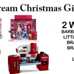 Girl's Dream Christmas Giveaway – Over
