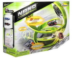 NanoSpeed Super Vert Crash Set Giveaway