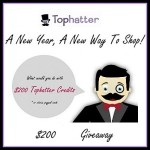 TopHatter Credits Giveaway