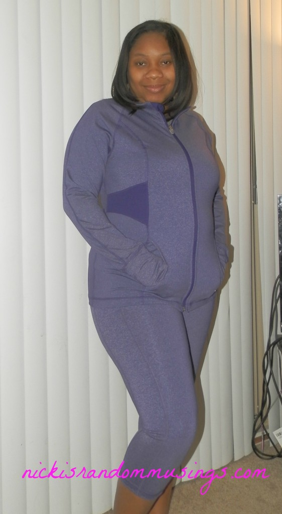 Old Navy Activewear suit - Nicki's Random Musings