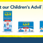 Relieve Fevers Fast with Children's Advil