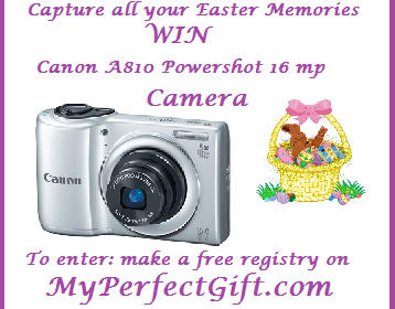 Capture Your Memories Giveaway