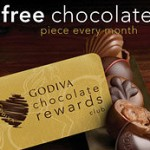 Five Reasons To Have a Godiva Rewards Card