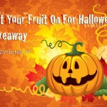 Get Your Fruit On For Halloween Giveaway – Over