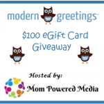 Modern Greetings Giveaway