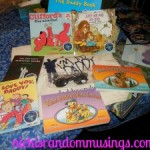 Daddy Scrubs Bag of Books Giveaway