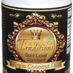 Tropical Traditions Coconut Oil Giveaway – Over