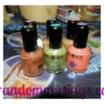 Color Changing Nail Polishes from Del Sol