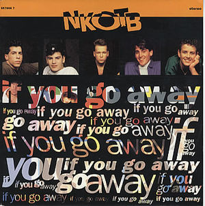 If You Go Away (New Kids on the Block song)