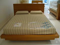 Essentia memory foam bed