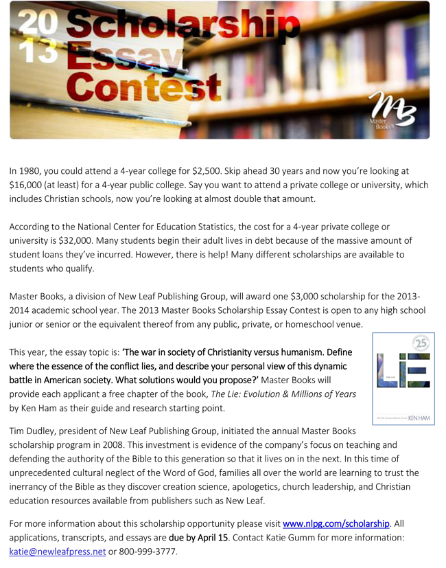 autism on the seas essay contest