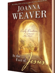 At The Feet Of Jesus Devotional