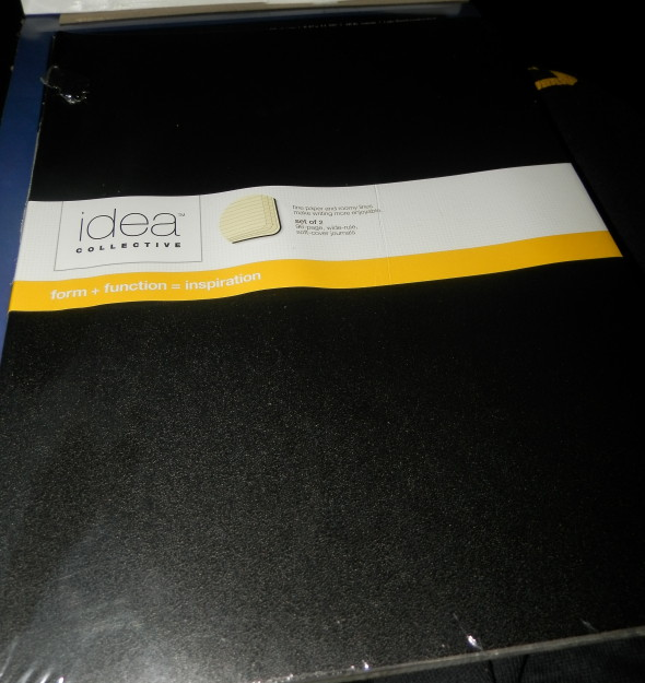Tops Idea Content Notebooks