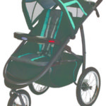 Graco FastAction Fold Click Connect Jogger #GracoJogger