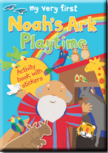 My Very First Noah's Ark Playtime Book Tour