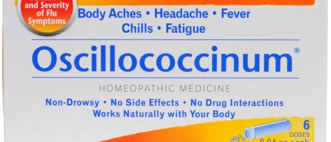 Use Oscillo for Homeopathic Flu Symptoms Relief