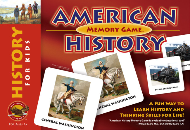 The Classic Historian Memory Game