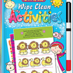 Bumper Wipe Clean Activities Review