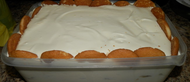 Banana Pudding? Yes Please