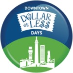 Downtown Baltimore Dollar Or Less Days