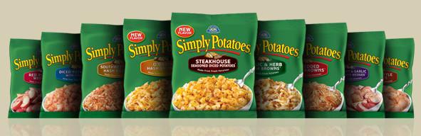 Simply Potatoes Cut Potatoes