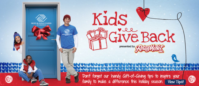Help the BGCA Give the Gift of a Great Future #MC #G