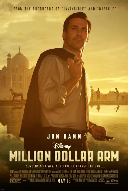 Disney's Million Dollar Arm First Look