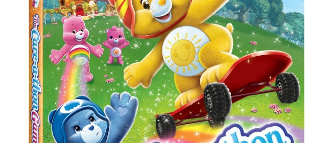Care Bears: Care-a-thon Games Review & Giveaway