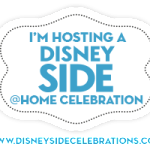 Wordless Wednesday: Disney Side Package Reveal