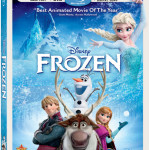 Purchase Frozen on Blu-Ray Combo Pack on March 18th