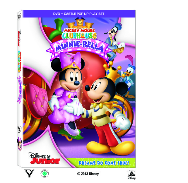 Mickey Mouse Clubhouse: Minnie-rella Review