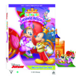 Mickey Mouse Clubhouse: Minnie-rella Arrives on DVD 2/11