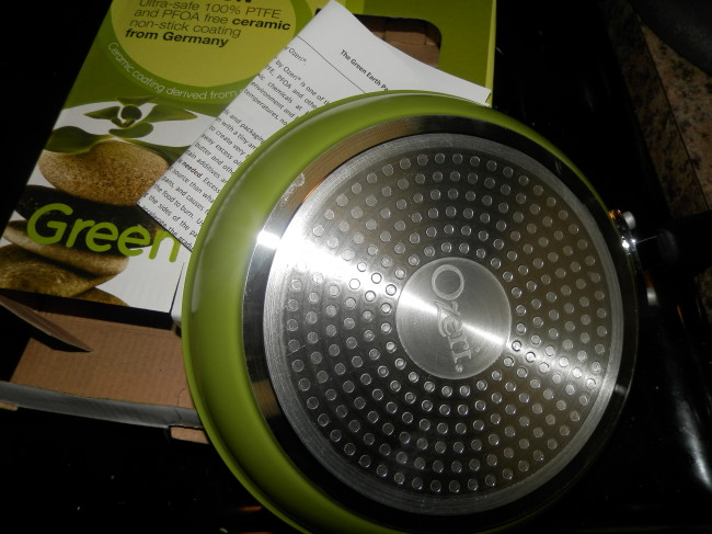 Prepare Stellar Dishes with Ozeri Green Earth Pans