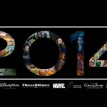Disney Motion Pictures 2014 Slate