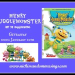 Meet the Hugglemonsters DVD Giveaway