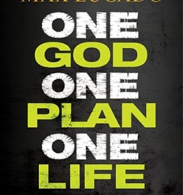 One God One Plan One Life Devotional Review & Giveaway