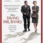 The Cat's Out The Bag – Saving Mr Banks On Sale March 18th