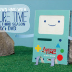Adventure Time Complete Third Season in Stores 2/25