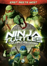 Ninja Turtles: The Next Mutation DVD Review