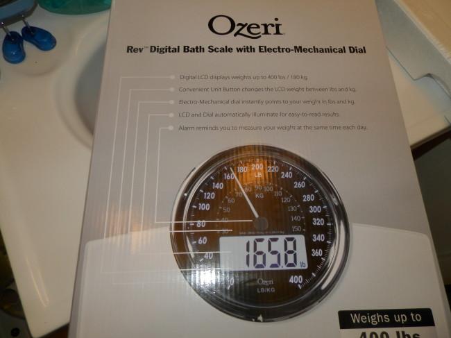 Ozeri Bathroom Scale Review